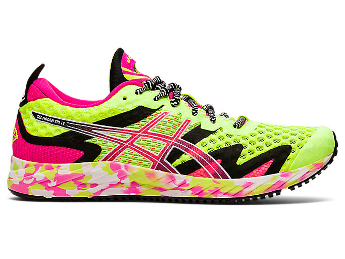 Alternative image view of GEL-NOOSA TRI™ 12, Safety Yellow/Pink Glo
