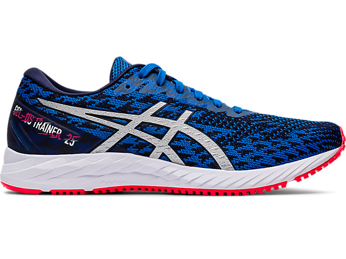 Alternative image view of GEL-DS TRAINER™ 25, Electric Blue/Pure Silver