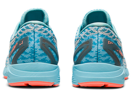 GEL-DS TRAINER 25 OCEAN DECAY/WHITE