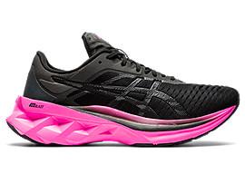 ASICS Novablast? Black / Pink Glo Mujer