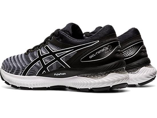 GEL-NIMBUS 22 WHITE/BLACK