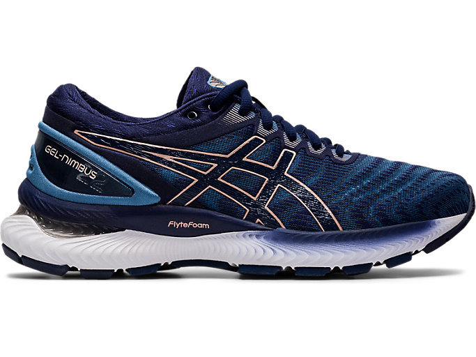 Blue | Women's GEL-NIMBUS | ASICS