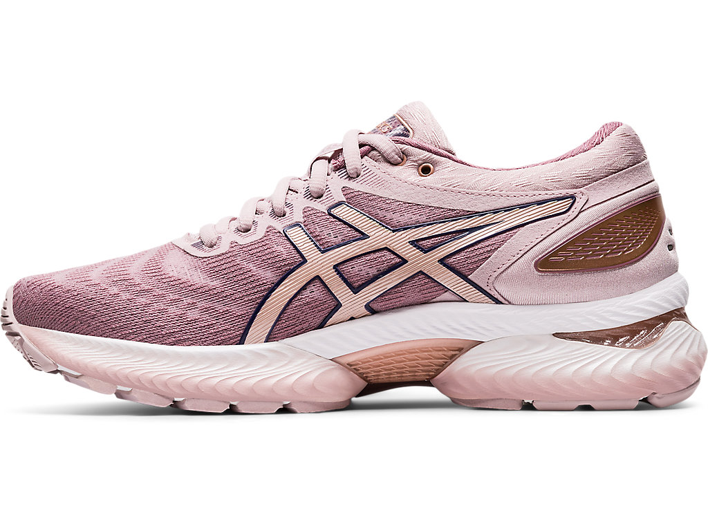 Women's GEL-NIMBUS™ 22   WATERSHED ROSE/ROSE GOLD   Chaussures ...