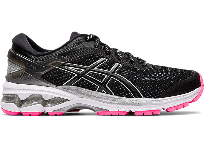 Alternative image view of GEL-KAYANO™ 26 LITE-SHOW, BLACK/BLACK