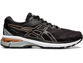 Women's GT-2000 8 | Black/Rose Gold | Running Shoes | ASICS
