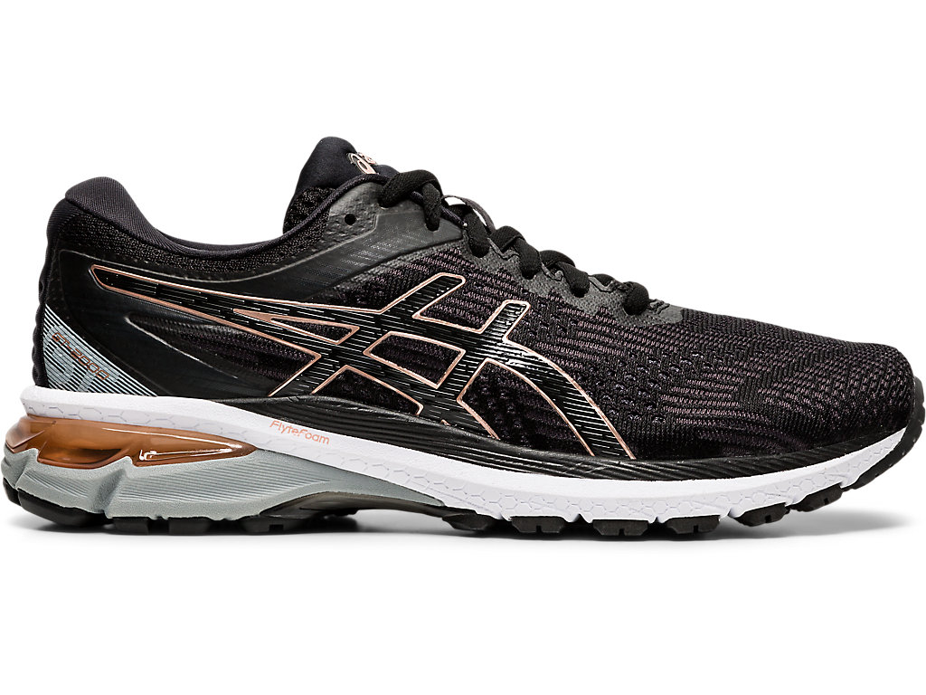maximizar Secretario referencia  Women's GT-2000 8 | Black/Rose Gold | Running Shoes | ASICS