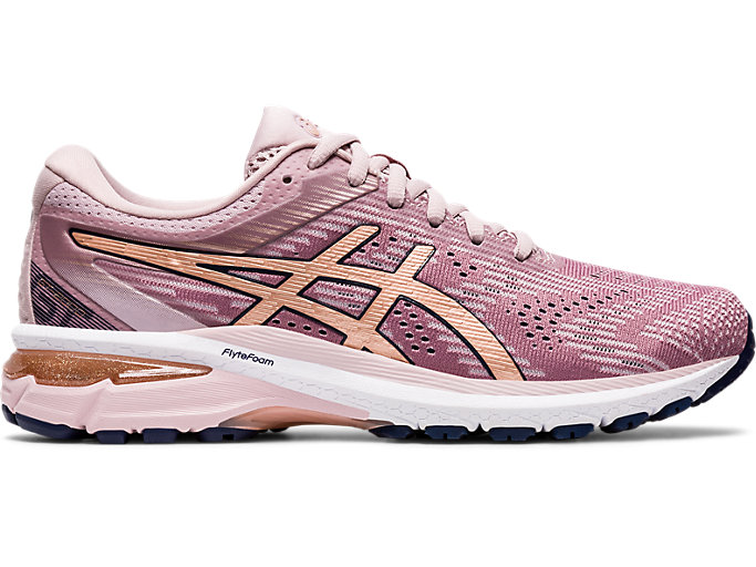 Women's GT-2000 8 (D) | Watershed Rose/Rose Gold | Running ...