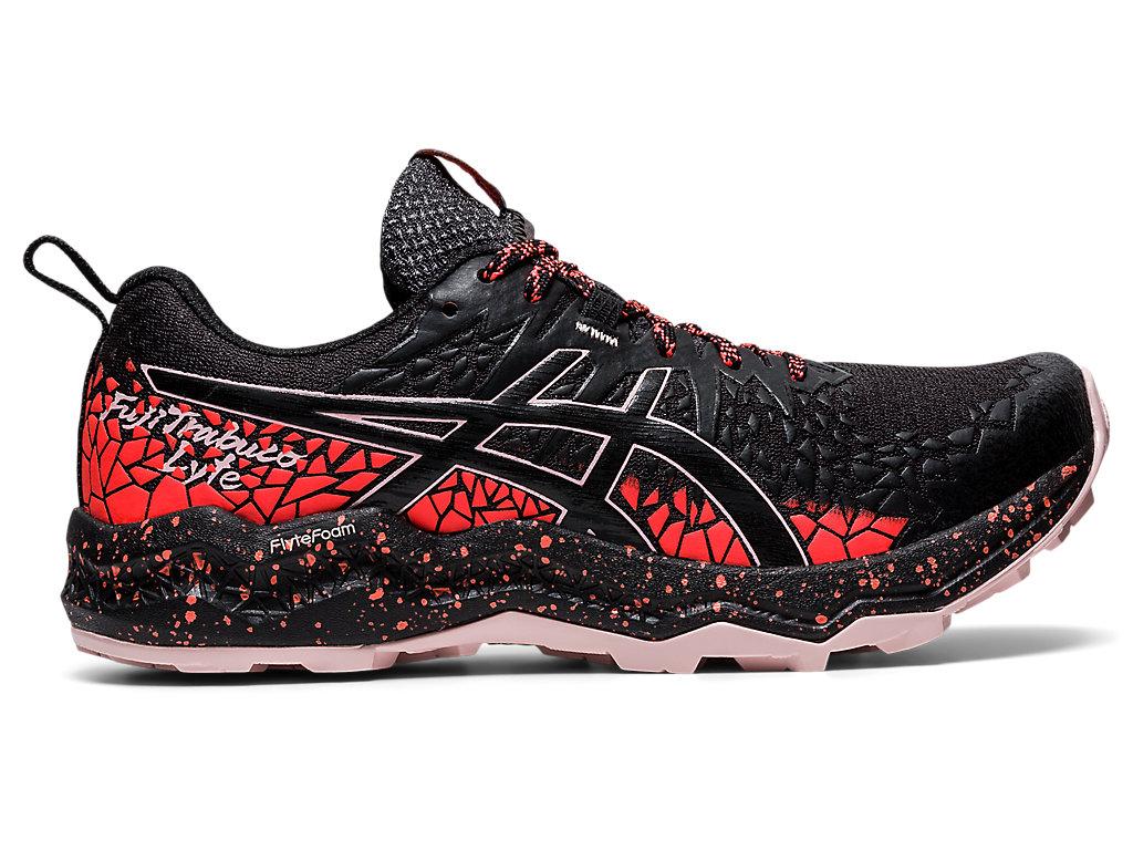 Women's FujiTrabuco Lyte | Graphite Grey/Black | Trail Running | ASICS
