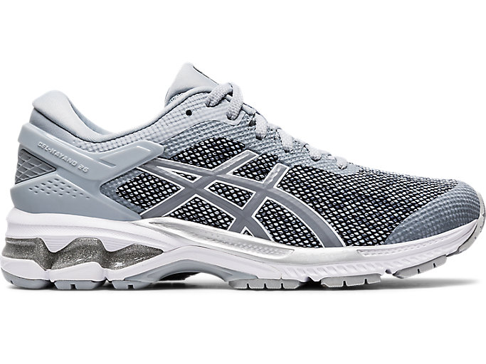 Alternative image view of GEL-KAYANO 26 MX, PIEDMONT GREY/SHEET ROCK