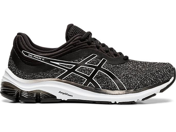 Women's GEL-Pulse 11 MX   Black/White   Running Shoes   ASICS