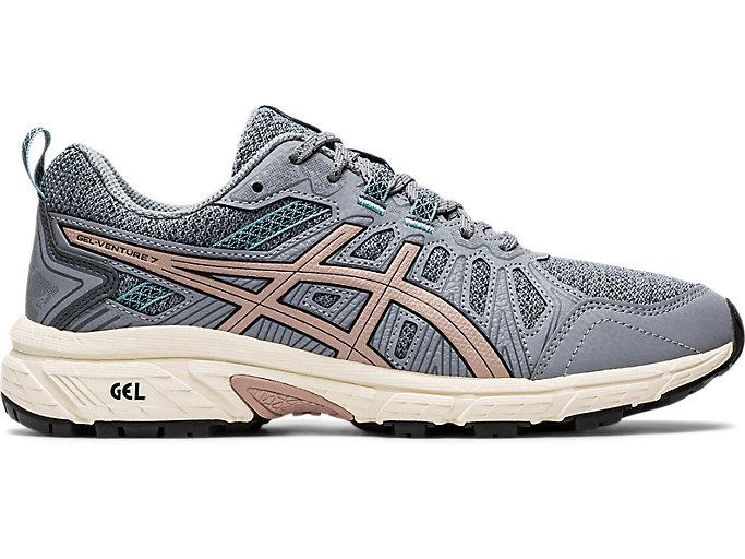 Women's GEL-VENTURE 7 | Sheet Rock/Fawn | Trail Running | ASICS