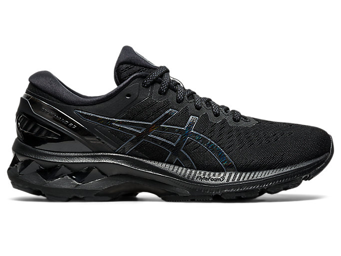 Alternative image view of GEL-KAYANO™ 27, BLACK/BLACK