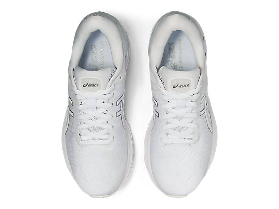GEL-KAYANO 27 WHITE/WHITE