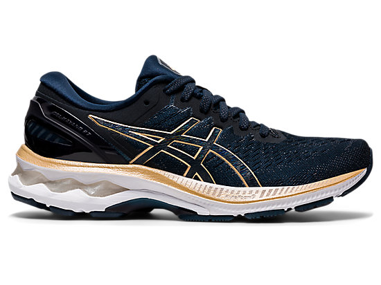 GEL-KAYANO 27 FRENCH BLUE/CHAMPAGNE