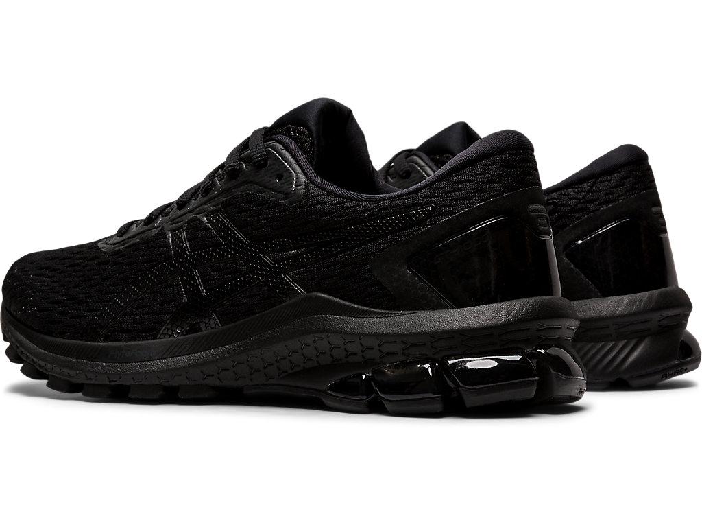 Women's GT-1000 9   Black/Black   Running Shoes   ASICS