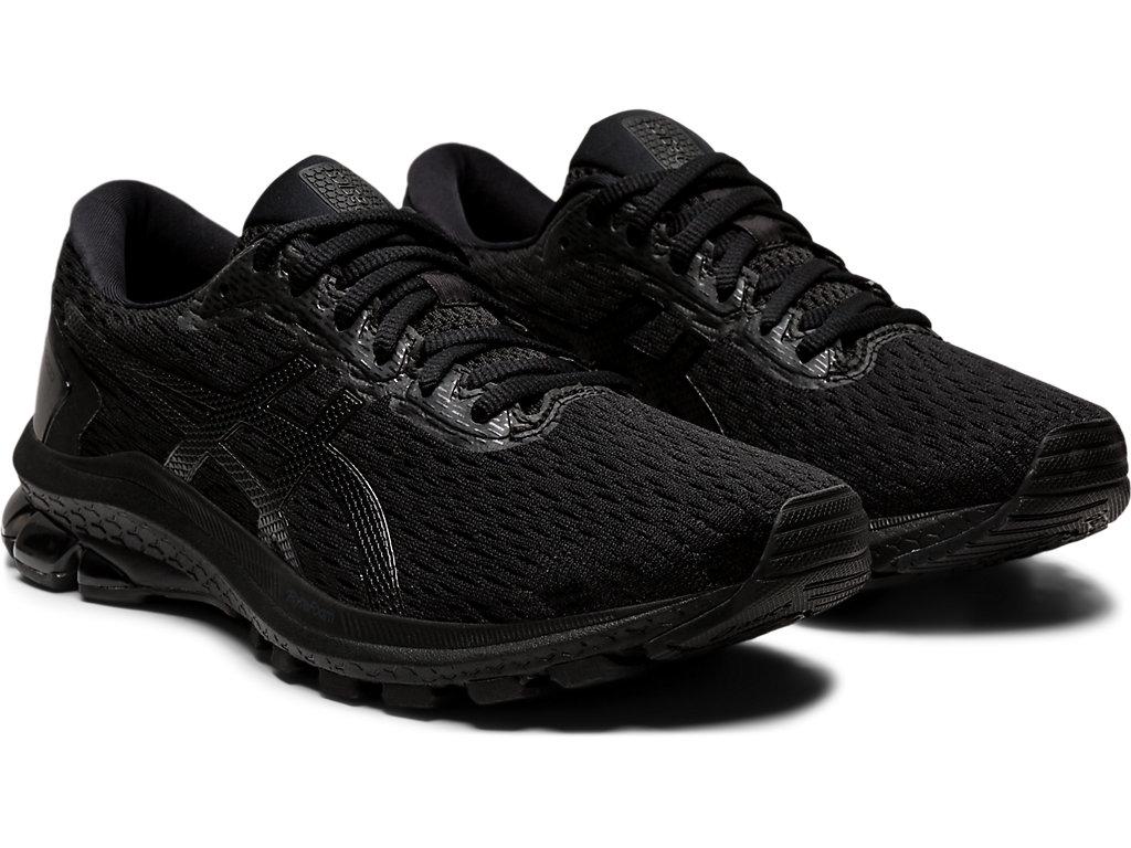 Women's GT-1000 9 | Black/Black | Running Shoes | ASICS