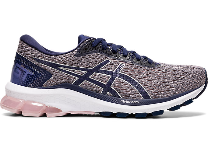 Women's GT-1000 9 | Watershed Rose/Peacoat | Running Shoes | ASICS