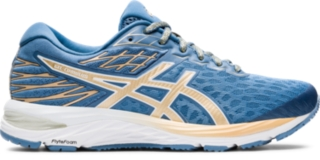the new asics