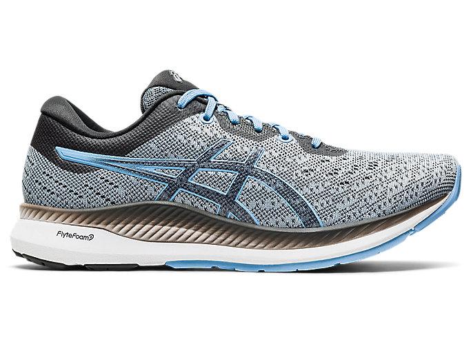 Women's EVORIDE | Sheet Rock/Blue Bliss | Running Shoes | ASICS