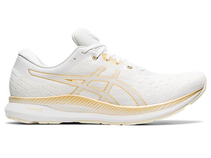 Women's EVORIDE | White/White | Running Shoes | ASICS