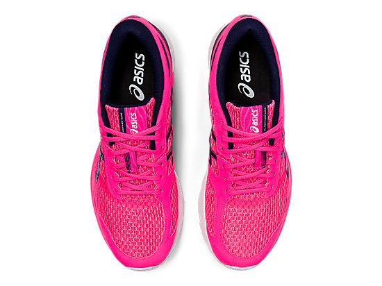 GEL-FEATHER GLIDE 5 HOT PINK/PEACOAT