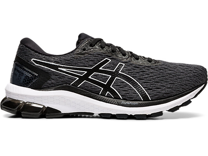Women's GT-1000 9 (D) | Carrier Grey/Black | Running Shoes | ASICS
