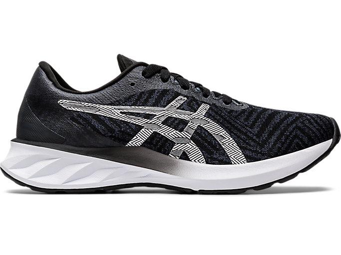 Women's ROADBLAST   Black/White   Running Shoes   ASICS