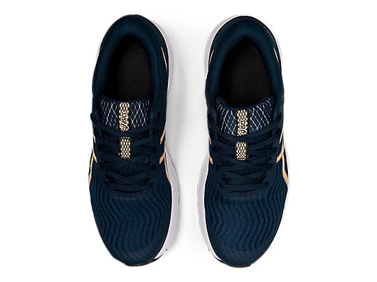 PATRIOT 12 FRENCH BLUE/CHAMPAGNE