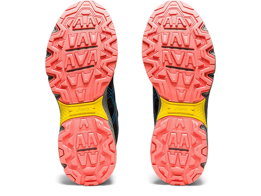 Women's GEL-VENTURE 8 | Black/Digital Aqua | Trail Running | ASICS