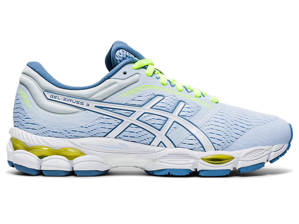 Women's GEL-ZIRUSS 3 MX   Soft Sky/White   Running Shoes   ASICS