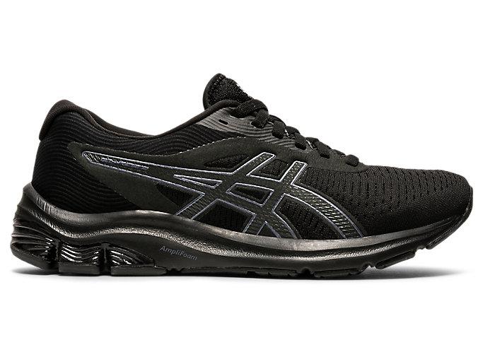 Herméticamente Absorbente Extranjero  Women's GEL-PULSE 12 | Black/Black | Running Shoes | ASICS