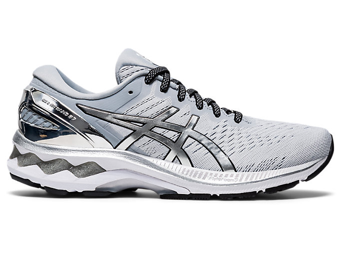 Right side view of GEL-KAYANO 27 PLATINUM