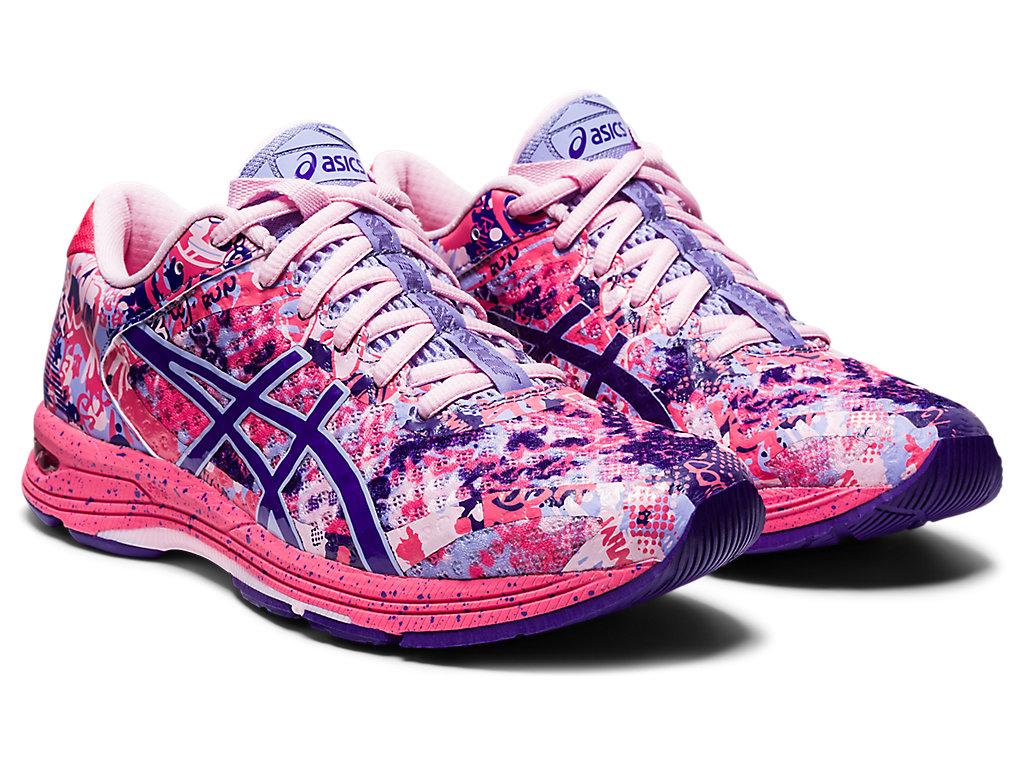 Women's GEL-NOOSA TRI 11 | Pink Cameo/Gentry Purple | Running ...