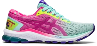 womens asics running trainers