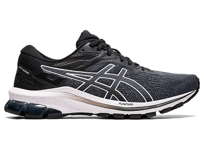 Women's GT-1000 10 | Black/White | Running Shoes | ASICS