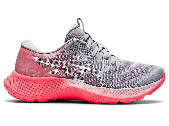 Women's GEL-NIMBUS LITE 2 | Blazing Coral/White | Running Shoes ...