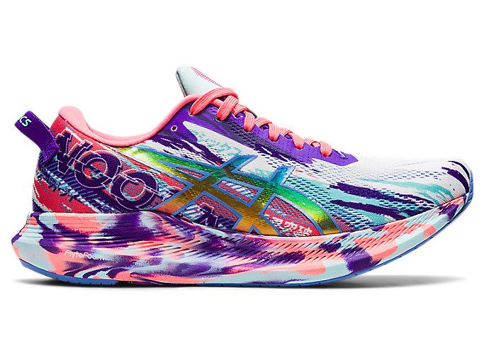 Women's NOOSA TRI 13 | White/Periwinkle Blue | Running Shoes | ASICS