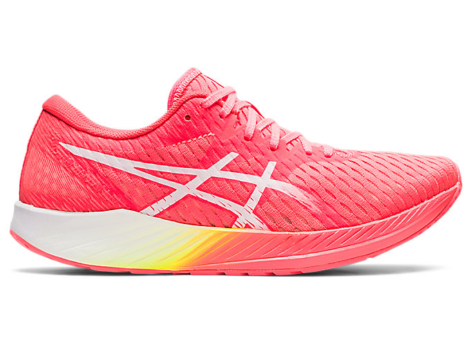 Alternative image view of HYPER SPEED, Blazing Coral/White