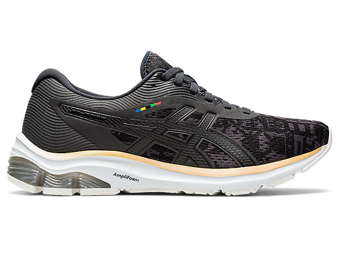 Women's GEL-PULSE 12 | Black/Graphite Grey | Running Shoes | ASICS