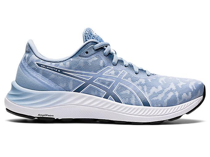 Women's GEL-EXCITE 8 | Mist/White | Running Shoes | ASICS