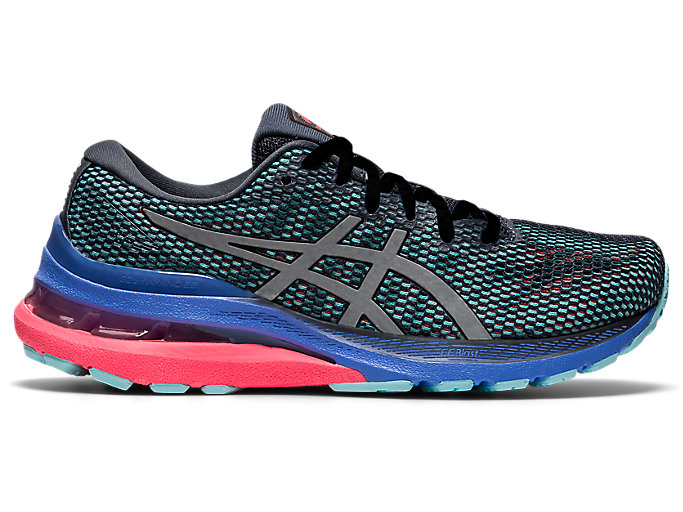 Alternative image view of GEL-KAYANO 28 LITE-SHOW, Carrier Grey/Pure Silver