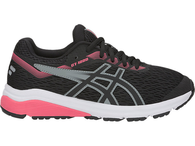 Write out Visible Baleen whale  Unisex GT-1000 7 GS | BLACK/BLACK | Running | ASICS Outlet
