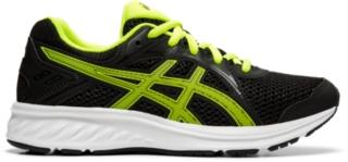 asics women's jolt walking shoes green