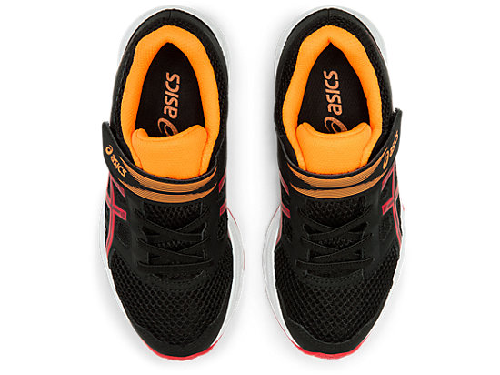 CONTEND 5 PS BLACK/SPEED RED