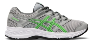asics gel-contend 5 ps junior running shoes youtube