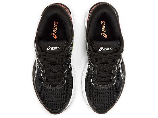 GEL-CUMULUS 21 GS BLACK/WHITE