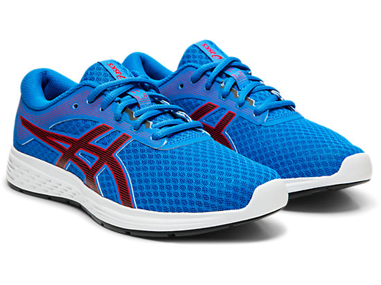 PATRIOT 11 GS ELECTRIC BLUE/SPEED RED
