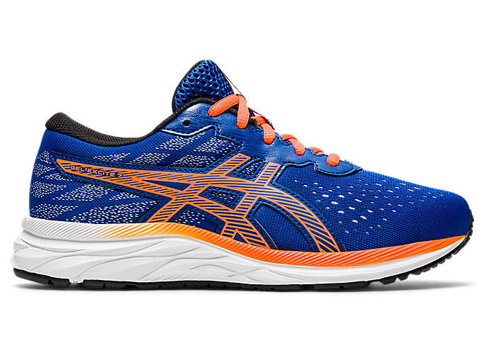 Alternative image view of GEL-EXCITE™ 7 GS, ASICS BLUE/SHOCKING ORANGE