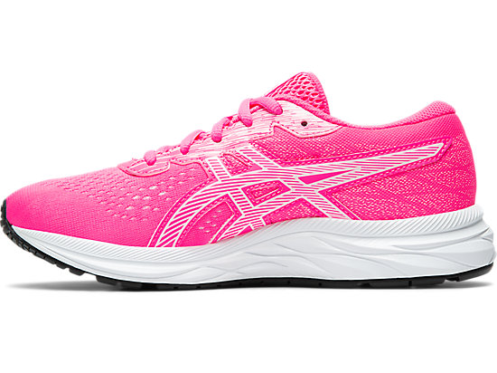 GEL-EXCITE 7 GS HOT PINK/WHITE