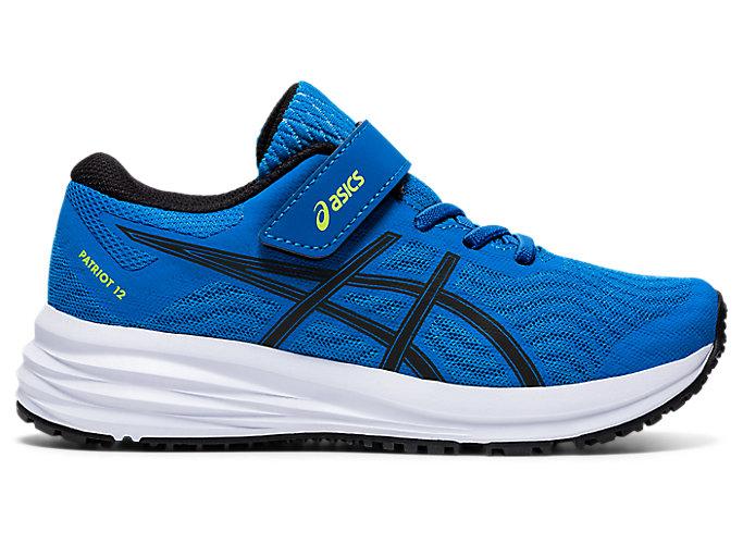 Unisex PATRIOT 12 PS | Directoire Blue/Black | Running | ASICS